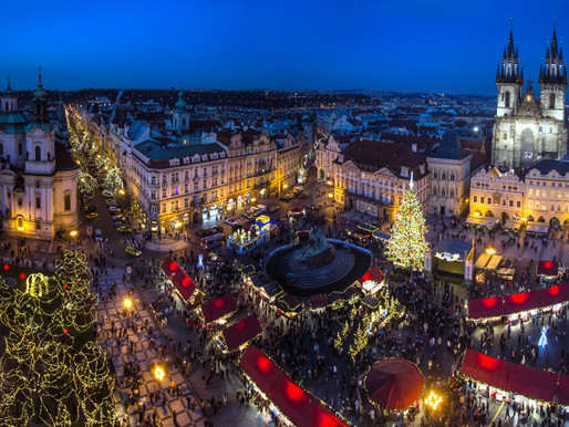 Europe's Christmas markets 2018: Daydreaming sites