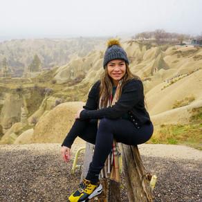 A magical place of Cappadocia