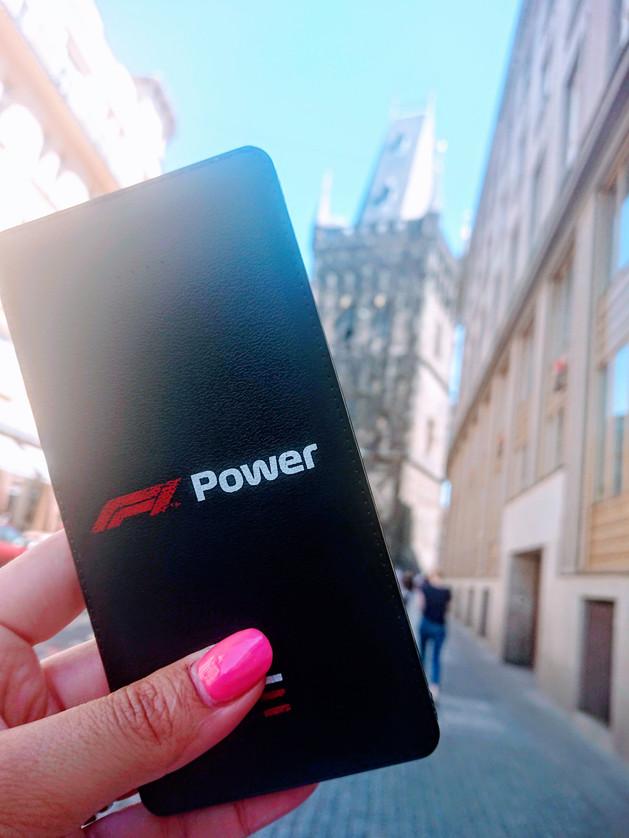 Baterry power