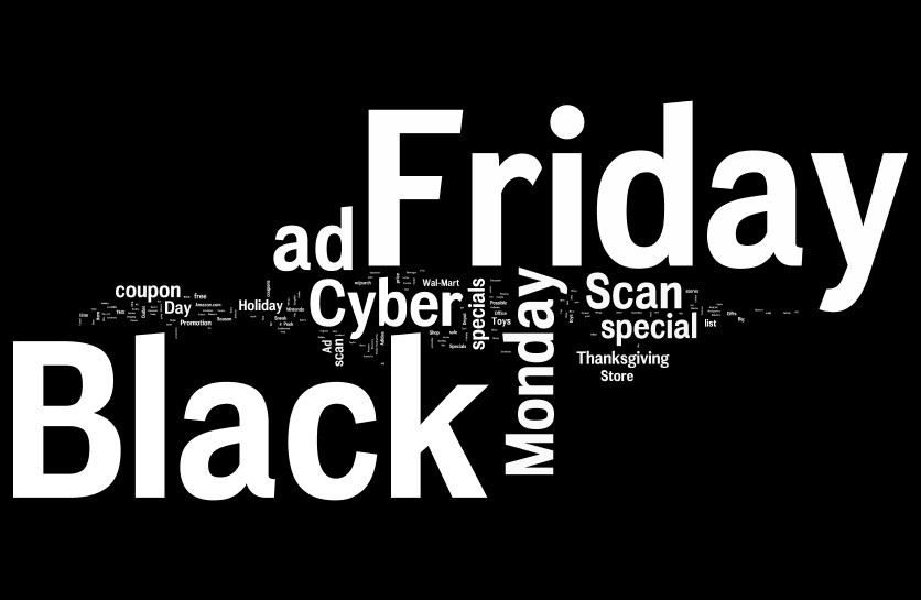 Black Friday and Ciber monday