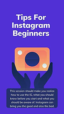 Tips For Instagram Beginners