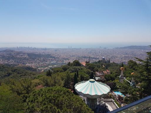 Barcelona, the cosmopolitan capital of Spain's!!