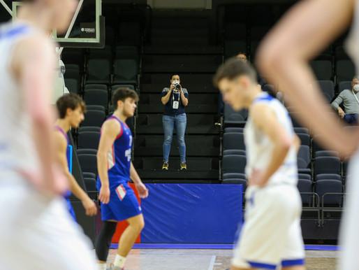 La vida en la burbuja, con Euroliga (Junior) Baloncesto