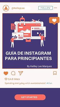 Guía de Instagram para principiantes
