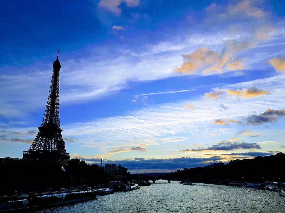 The Seine River Paris