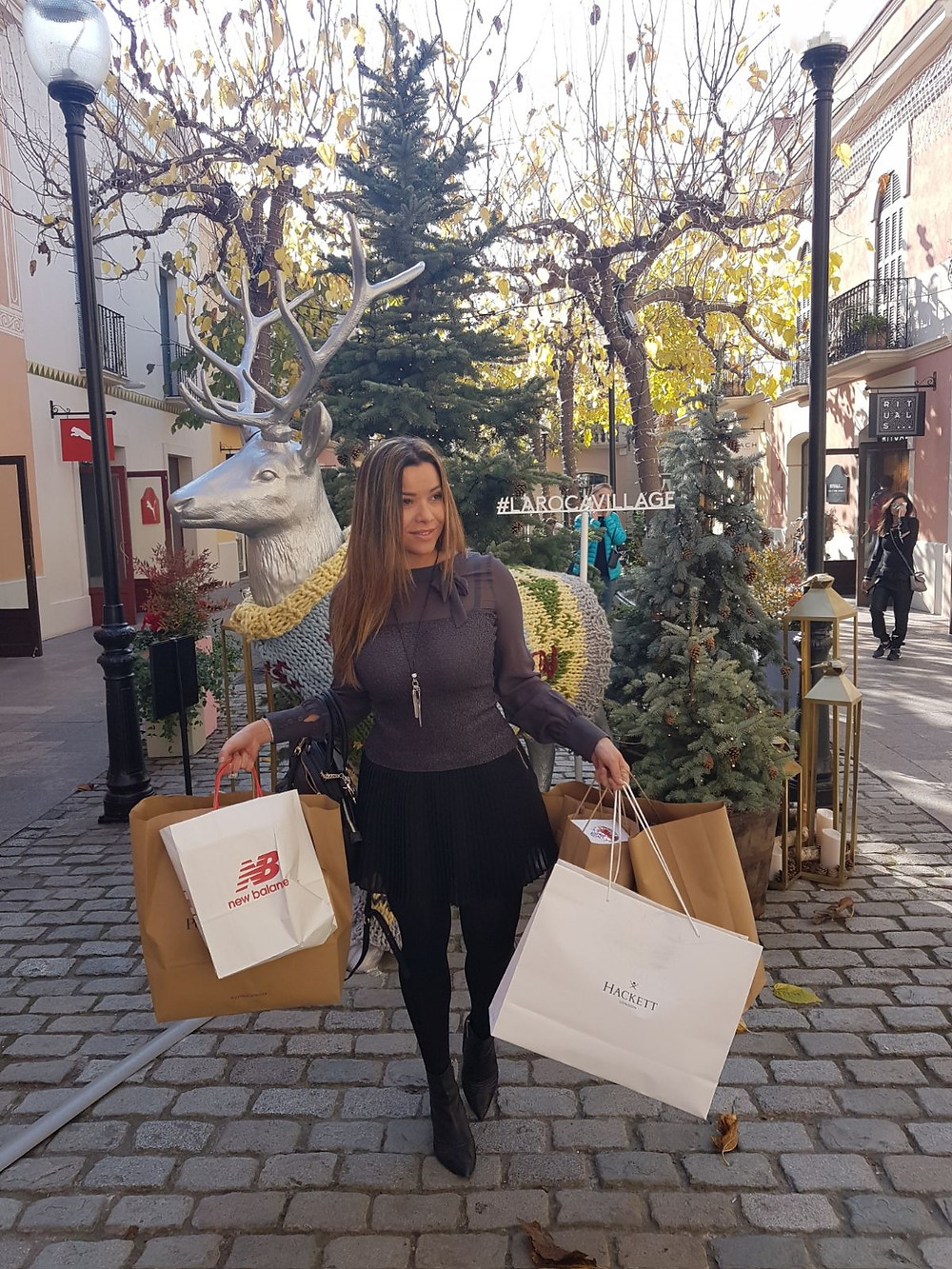 Shopping day sale