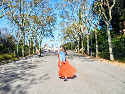 Mountain of Montjuic: places that you will enjoy visiting this Spring