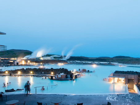 Regenerate your skin and your soul visiting the Blue Lagoon