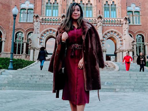 080 Fashion Week in Barcelona