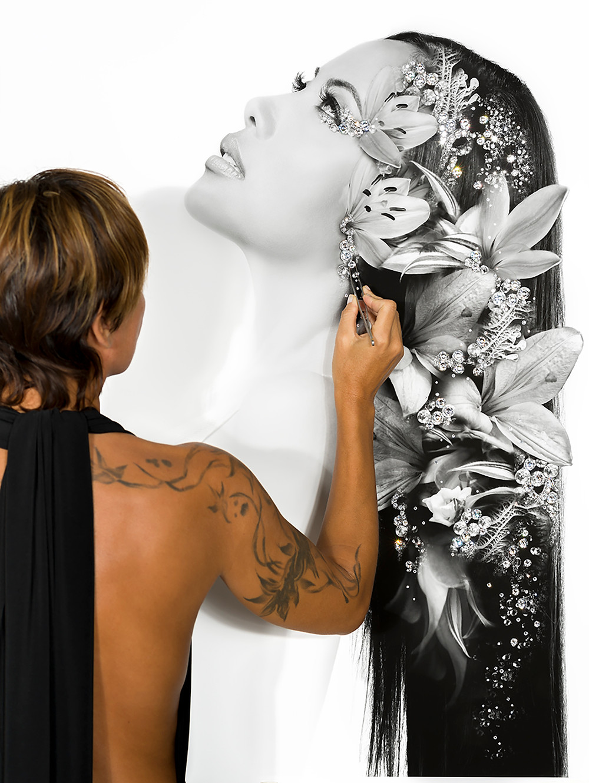 Valérie Brusauro, Diva Art