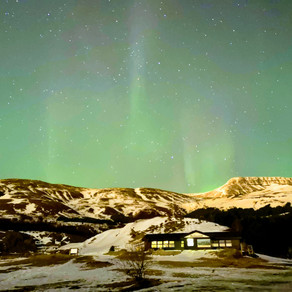 The Northern Lights will take your breath away!
