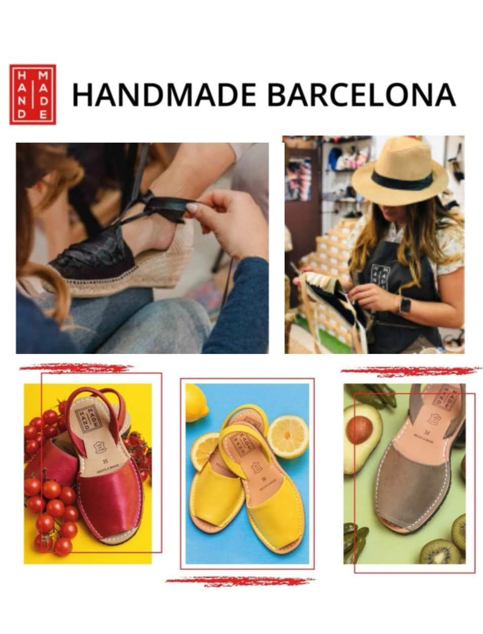 Know That Your Shoes Are Ethically Handmade, By Happy Artisans.