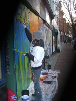 artdromeda mural