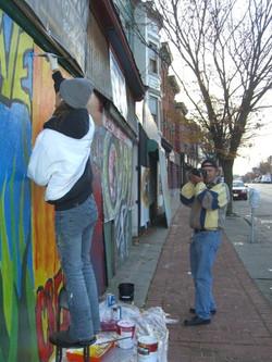 mural for artdromeda
