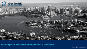 Four steps to secure a safe property portfolio