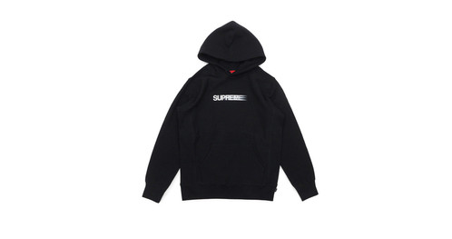 SUPREME' MOTION LOGO WHITE/GREEN/BLACK/GREY/BLUE HOODIES | UNDERG ...