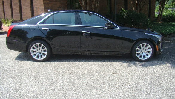 2015 CADILLAC CTS 2.0T LUXURY
