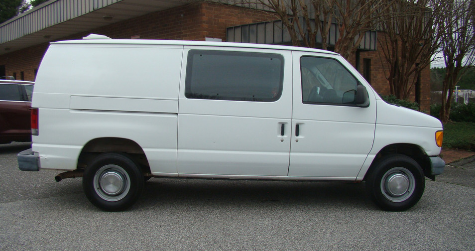 2006 Ford E250 Van