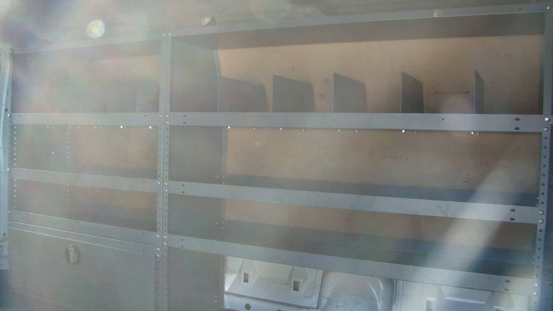 2013 Ford E350 Cargo Van Super Duty