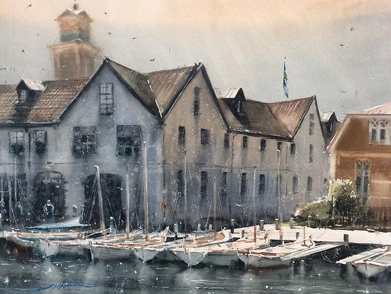 akvarellfestival_marinmuseum_knadesignma