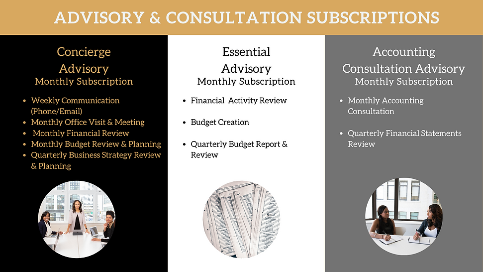 Advisory & Consultation Subscription Sch