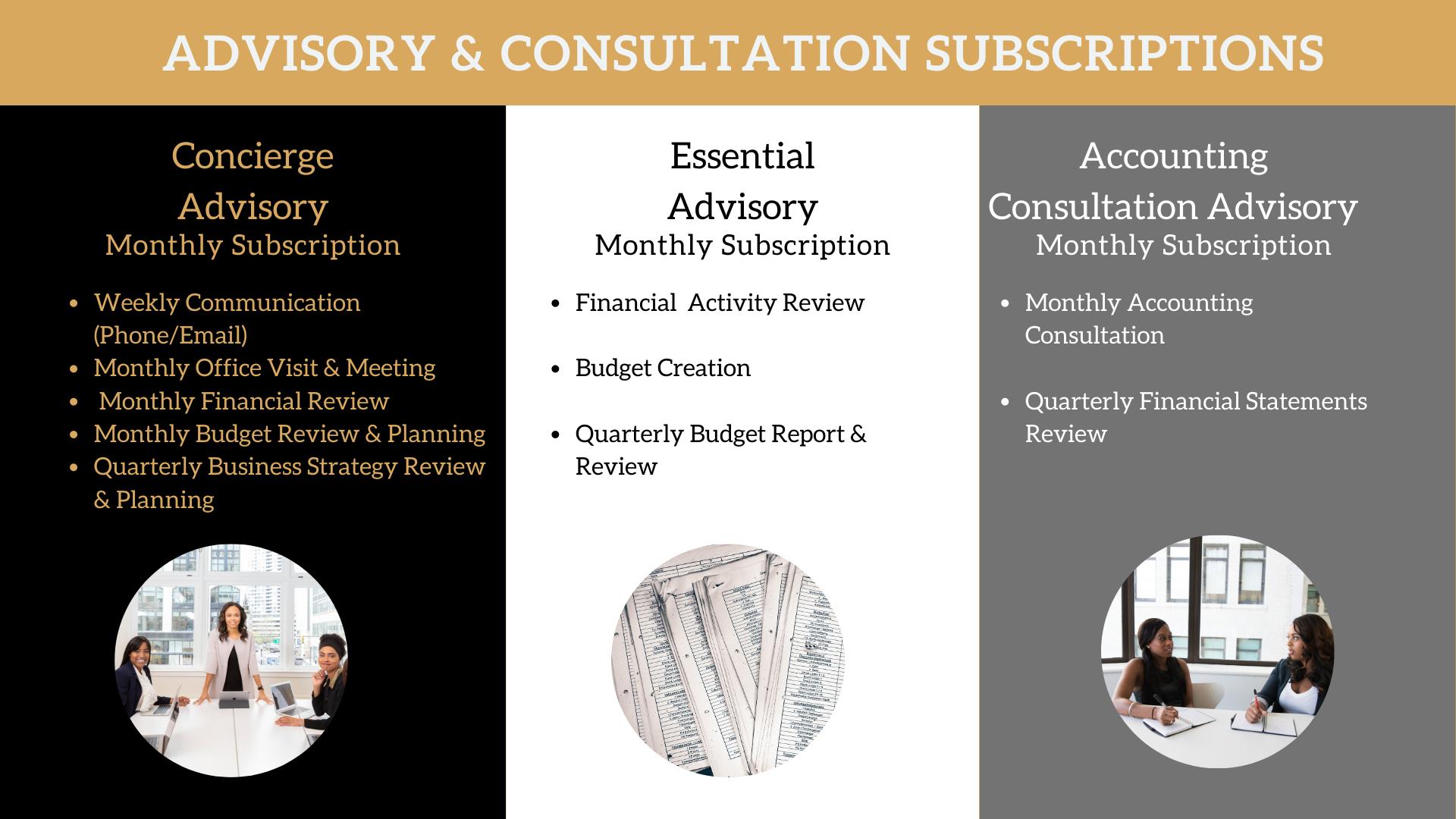 Advisory Consultation