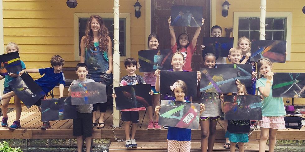 Creators Camp (Older Kiddos)