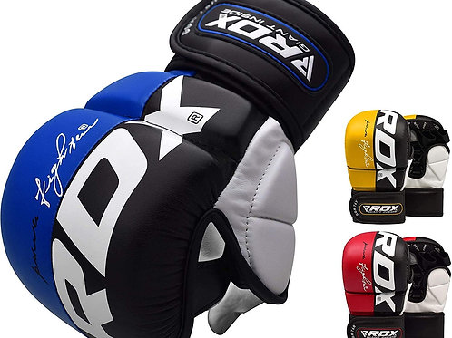 RDX MMA Sparring Gloves for Martial Arts