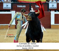 CORRIDA DE TOROS SORIA JUNIO  (4)