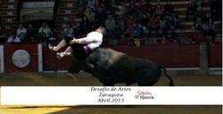 DESAFIO DE ARTES - ZARAGOZA abril 2013 (