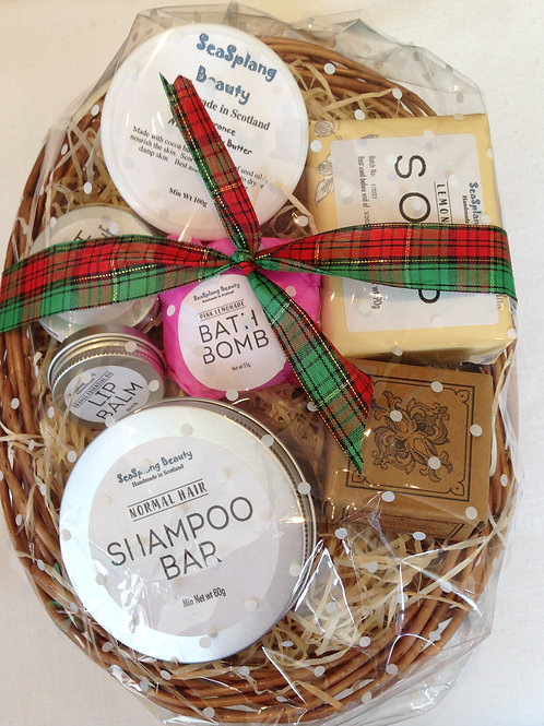 Relax & Restore Gift Basket
