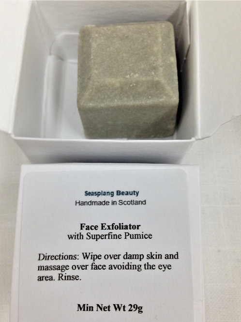 Seasplang Beauty Face Exfoliator