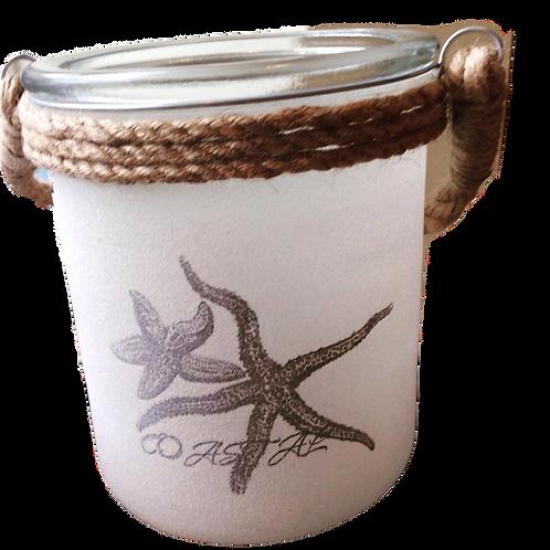 Sand Jar with Starfish Motif