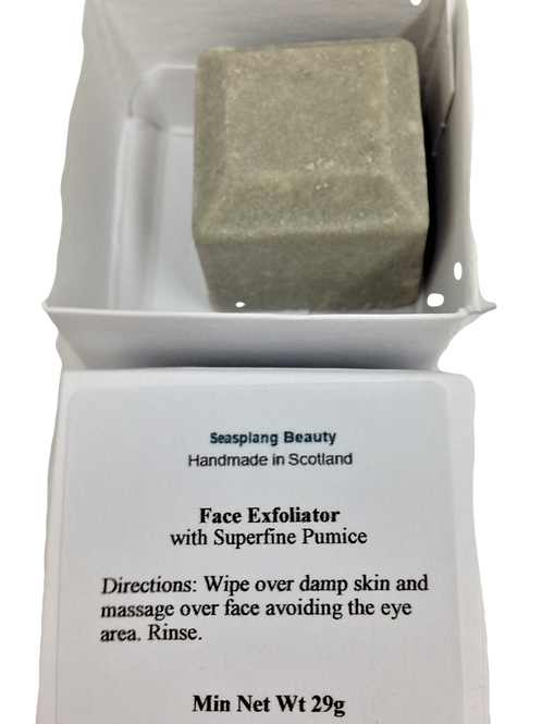 Face Exfoliator in Box