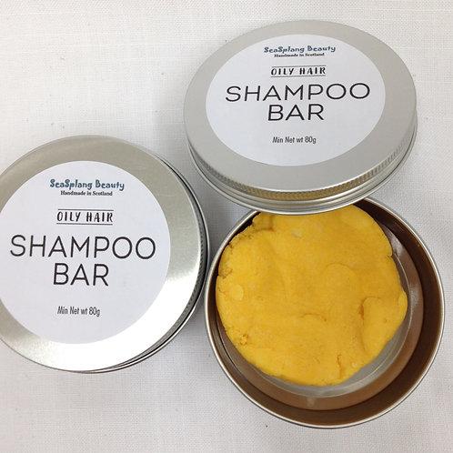 Oily Hair Shampoo Bar