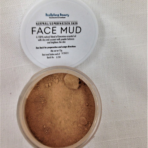 Seasplang Beauty Face Mud for Combination Skin