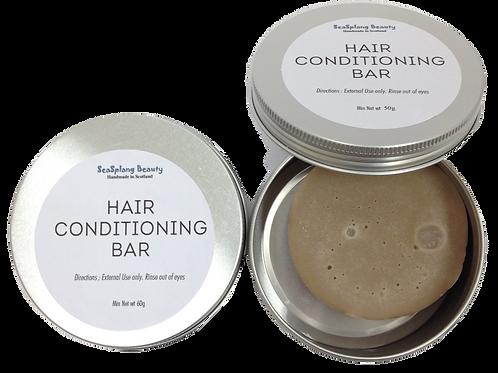 Hair Condiitoning Bar and Tin