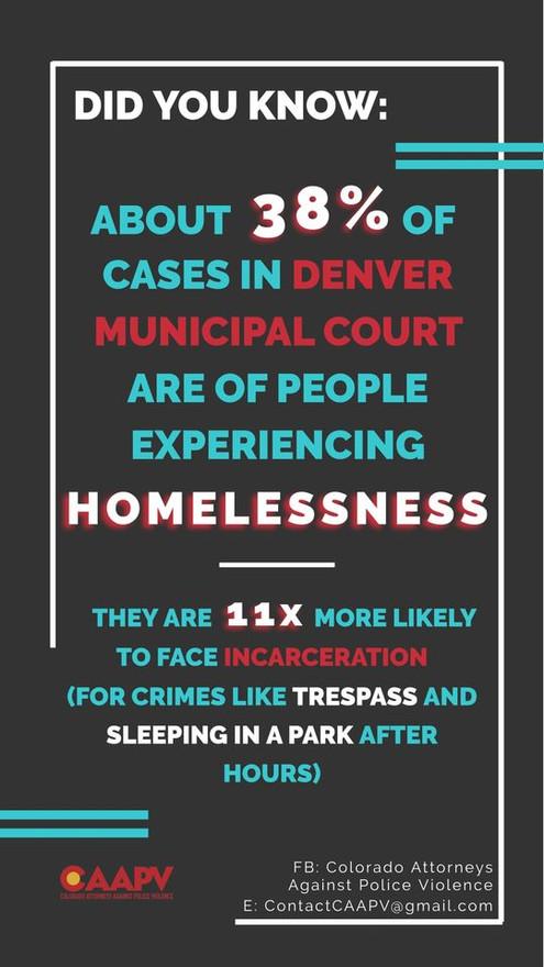 DYK Denver Municipal Court and Homelessn