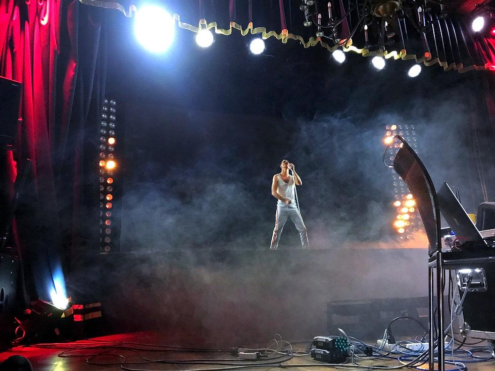 Freddie Mercury Hologram