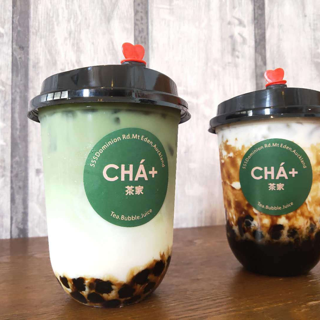 Cha+ Bubble Tea