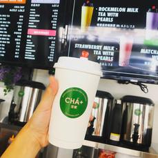 Cha+ Bubble Tea