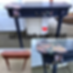 Sofa Table - Navy - Rose & Rouge.png
