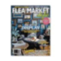 Flea Market Style Cover - Sept - Oct 201
