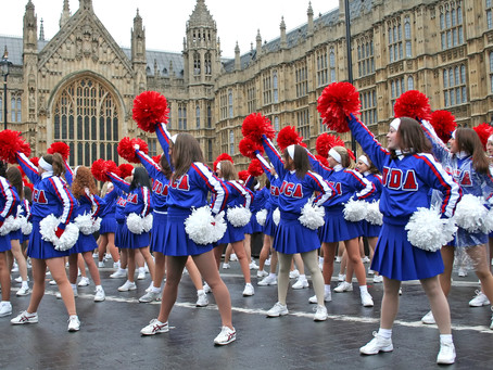 London's New Year Day Parade