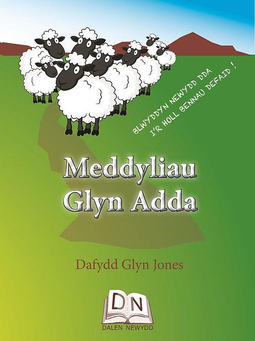 Dafydd Glyn Jones - Meddyliau Glyn Adda