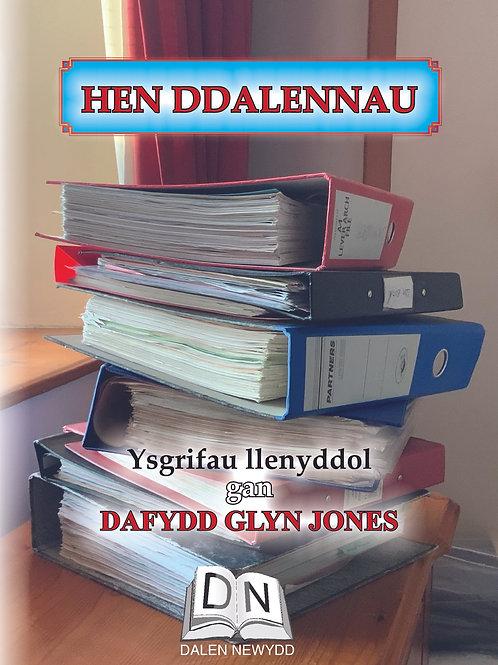 Dafydd Glyn Jones- Hen Ddalennau