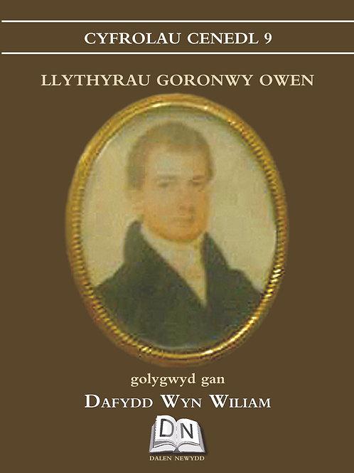 Llythyrau Goronwy Owen