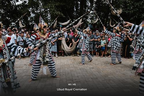 Bali August'21 Security Deposit