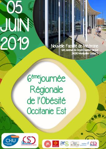 6ème journée de l'obésité Occitanie Est