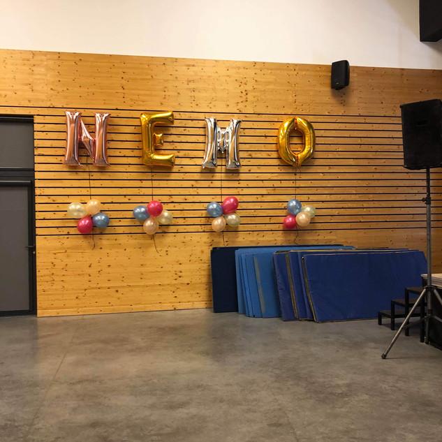 NEMO - Journée sport du 11 mai 2019